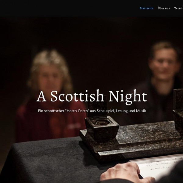 Thumbnail for a scottish night