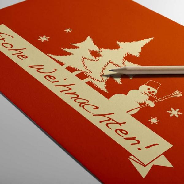 Thumbnail for Weihnachtskarte